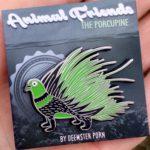 Animal Friends Porcupine