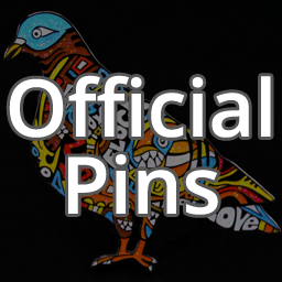 Official Pins