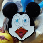 DisNYE Mickey Pigeon