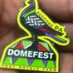 Domefest 2018 Glow in the Dark