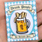 Drunk People Mug