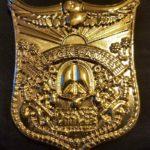 Flock Family Officer Badge