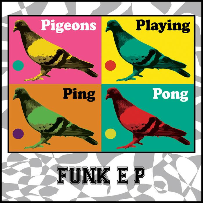 Funk E.P. Album Cover