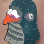 Pigeon Heads