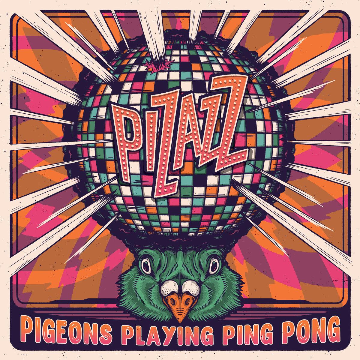 Pizazz album cover