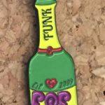 Pop Off Bottle