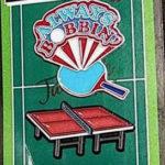 Table Tennis Mini 2 Set