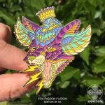 Fox Pigeon Fusion