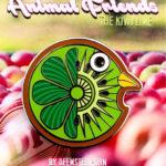 Animal Friends Kiwi Lime