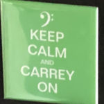 Keep Calm and Carrey On