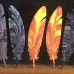 Wooden Feathers (Large)