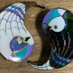 Yin Yang Pigeons