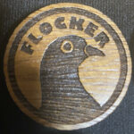 Wooden Flocker (Koa)