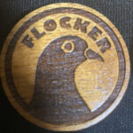 Wooden Flocker (Mango)