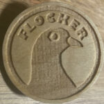 Wooden Flocker (Maple)