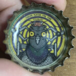 Psychology Bottle Cap Pin